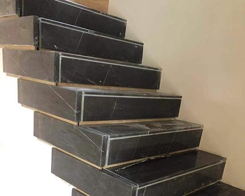 楼梯石材粘贴工艺